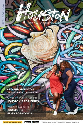 2019-20 Fall/Winter Houston Official Visitors Guide by Lure