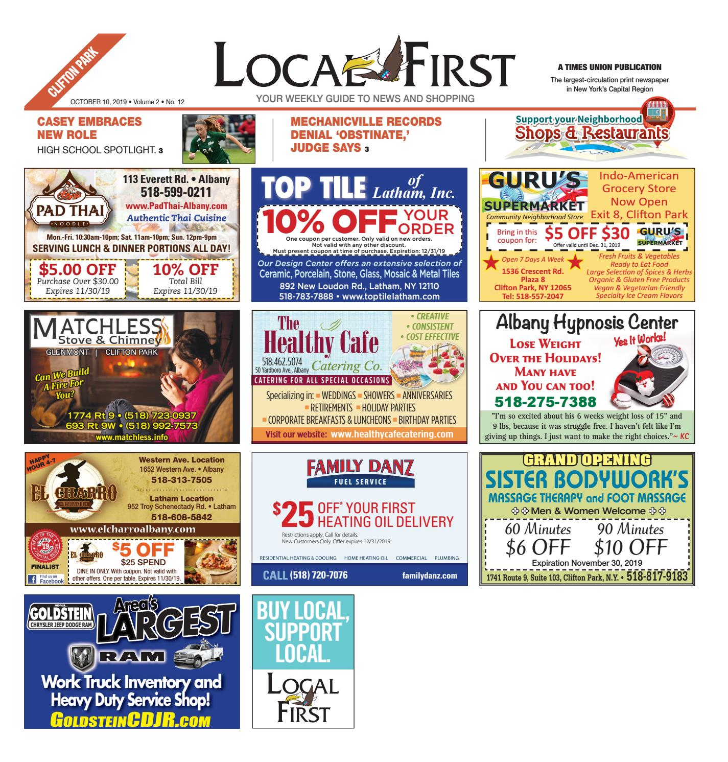 Local First Clifton Park 101019 By Capital Region Weekly Newspapers Issuu If you are not satisfied with twist.moe's availability or services, please, feel free to join the discussion. issuu