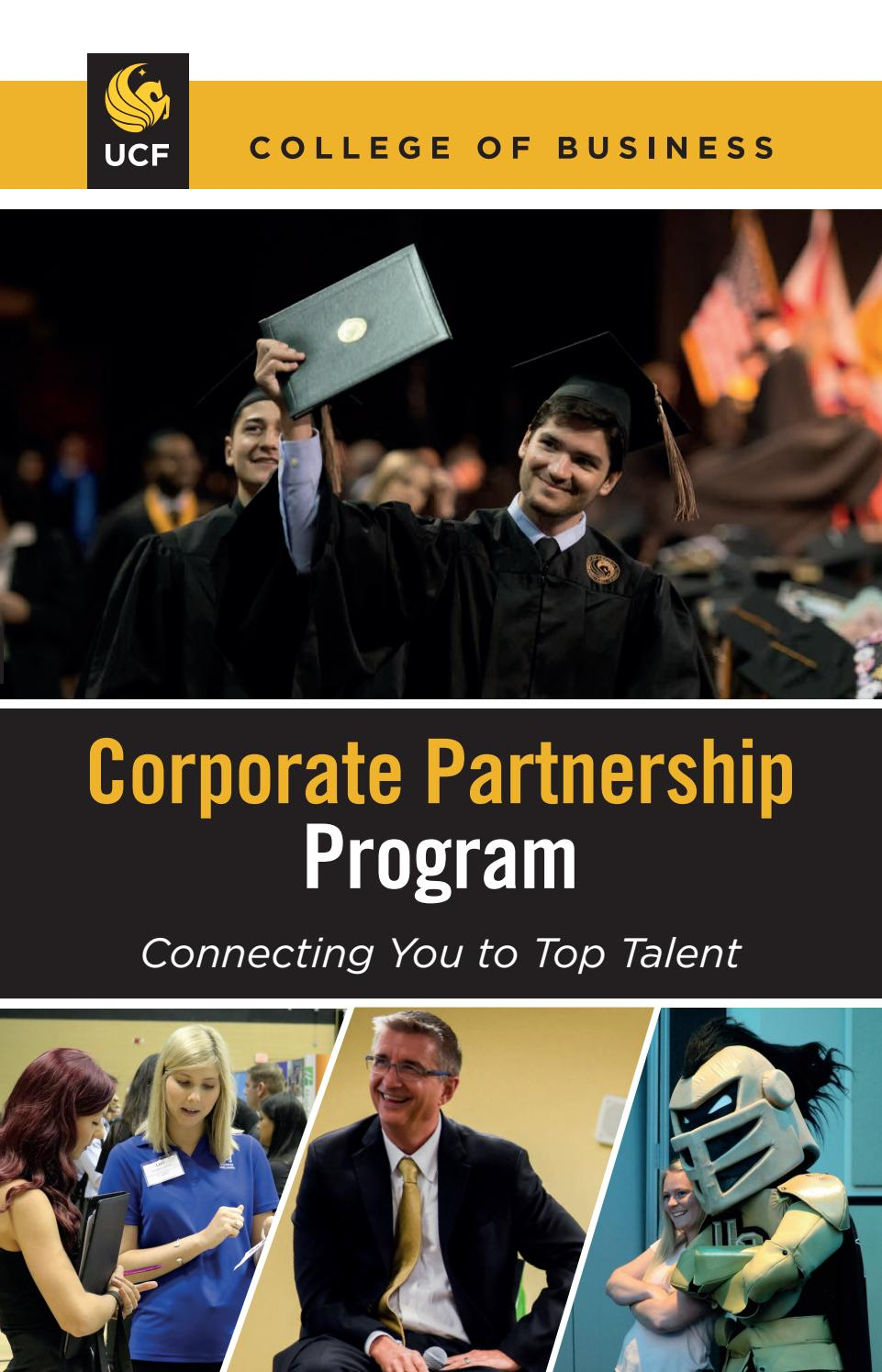 Ucf Spring 2020 Graduation.Ucf College Of Business Corporate Partnership Program 2019