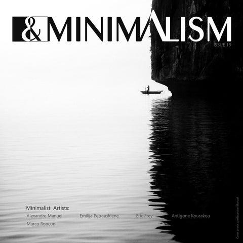 Black And White Minimalism Magazine 19 By Black And White Minimalism Magazine Issuu