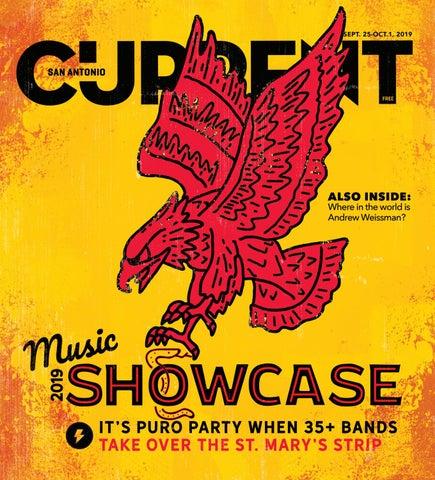 San Antonio Current – September 25, 2019 by Euclid Media