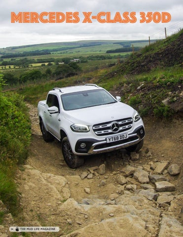 Page 34 of Mercedes X-Class 350d