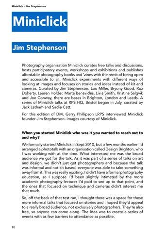 Page 32 of Miniclick - Jim Stephenson