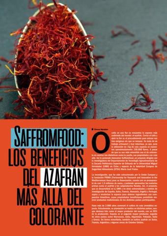 Page 10 of Los secretos del azafrán