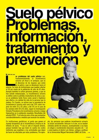 Page 27 of Suelo pélvico: problemas, tratamiento y prevención