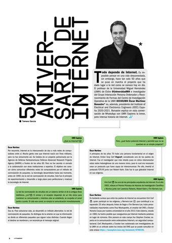 Page 8 of 50 aniversario de Internet