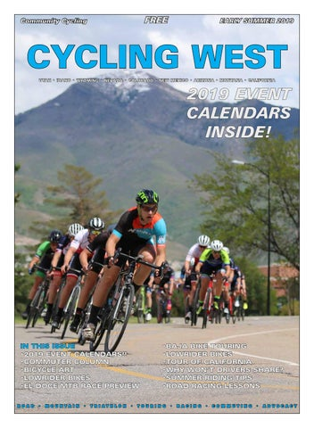 Cycling West Early Summer Issue June 2019 by Cycling West