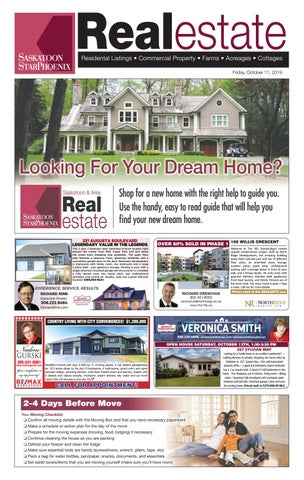 Saskatoon Real Estate Guide Oct 11 By Postmedia