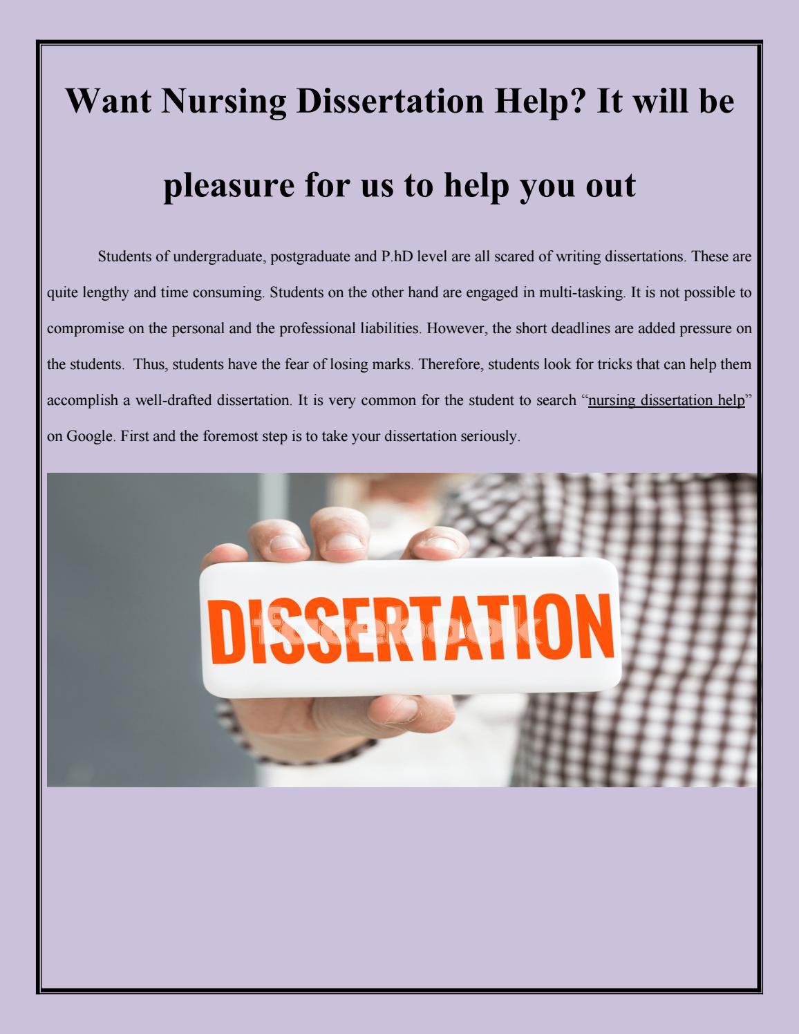 Nursing dissertation bad college application essays