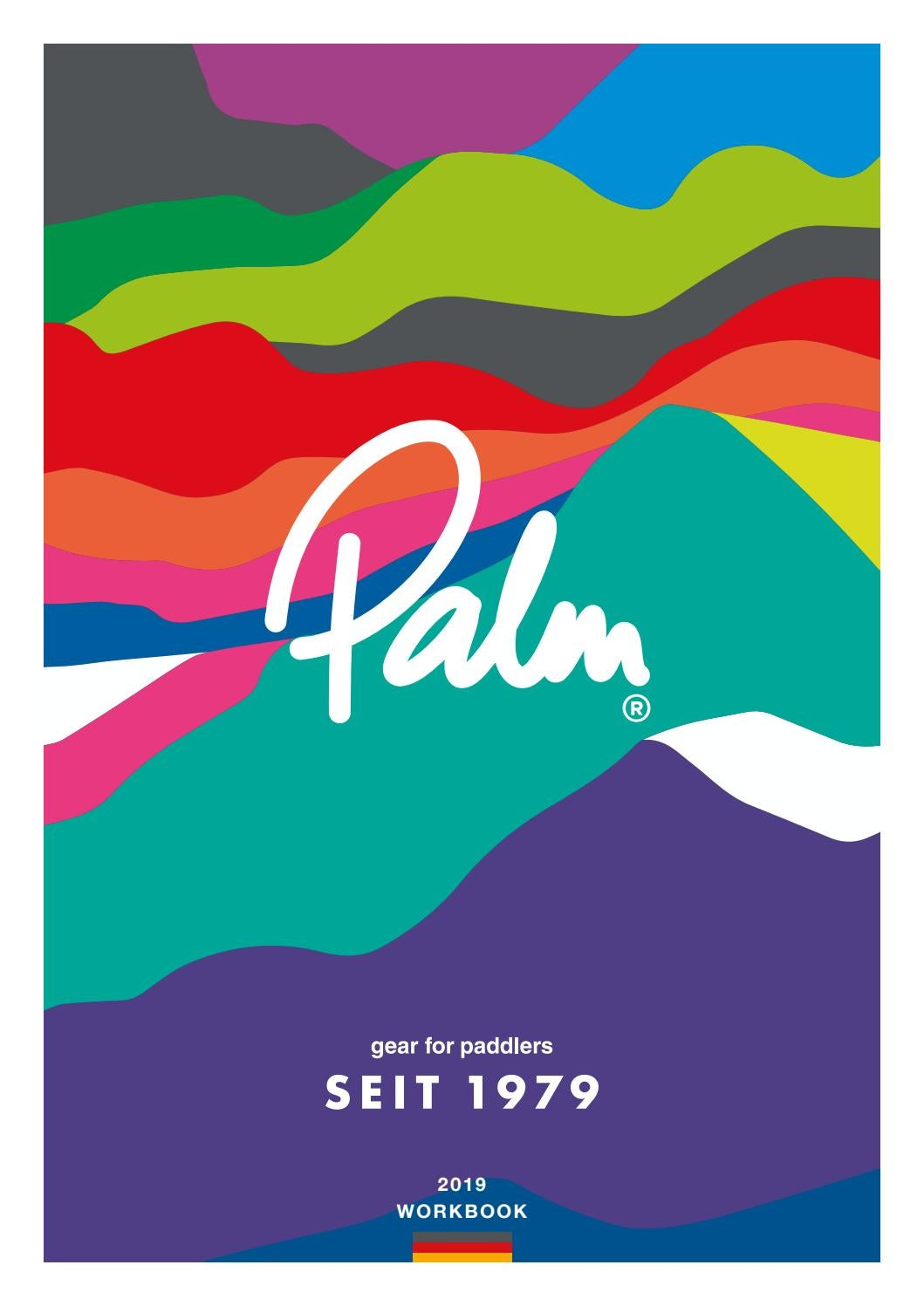 Palm Atlas Paddeljacke purple