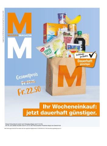 Migros Magazin 42 2019 D Aa By Migros Genossenschafts Bund