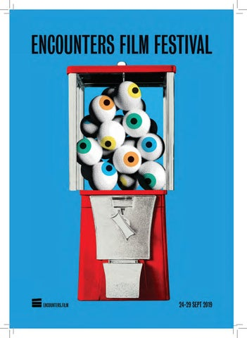 Encounters Film Festival 2019 Catalogue By Encounters Film