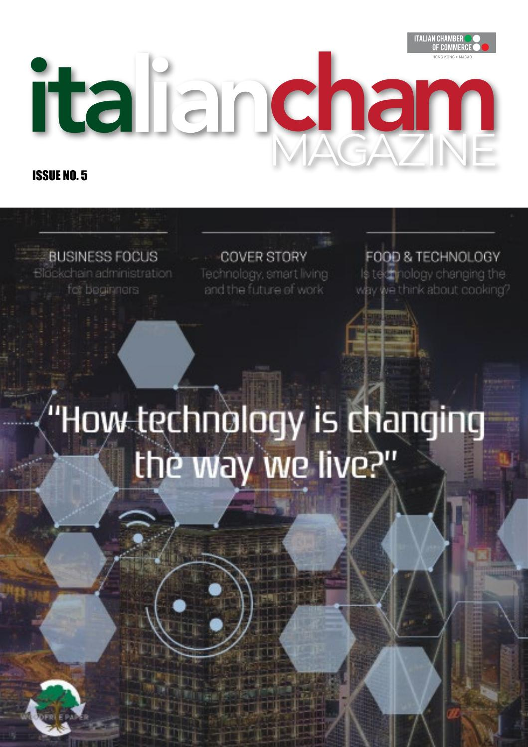 Ital Designs Hong Kong the italiancham magazine vol.5 by icchkmacao - issuu