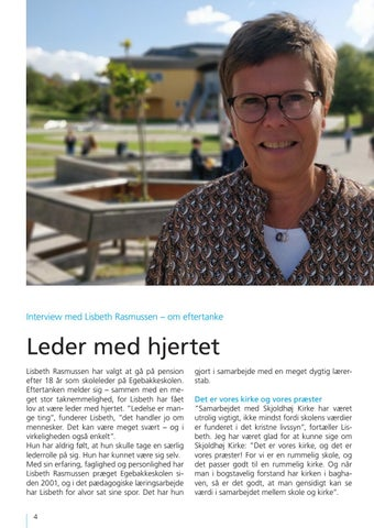 Page 4 of Interview med Lisbeth Rasmussen