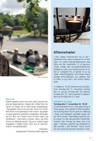 Page 5 of Interview med Lisbeth Rasmussen