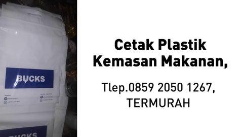 Cetak Plastik Kemasan Makanan Tlep 0859 2050 1267 Termurah By