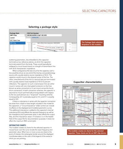 Page 11 of Bringing science to the selection of mica capacitors for RF and microwave circuits