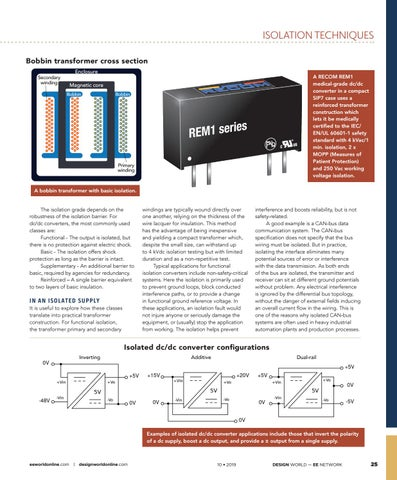Page 27 of Evaluating isolation techniques in dc/dc converters