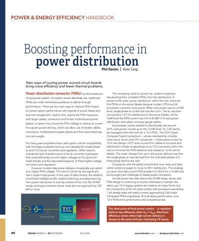 Page 42 of Boosting performance in power distribution