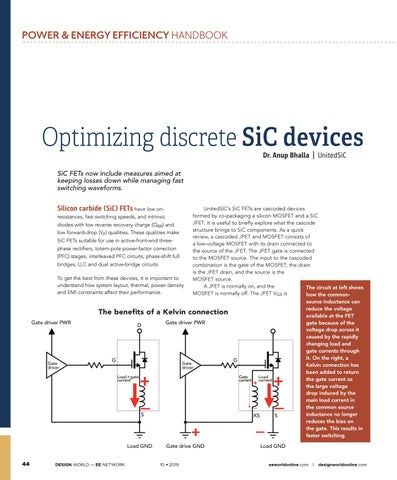Page 46 of Optimizing discrete SiC devices