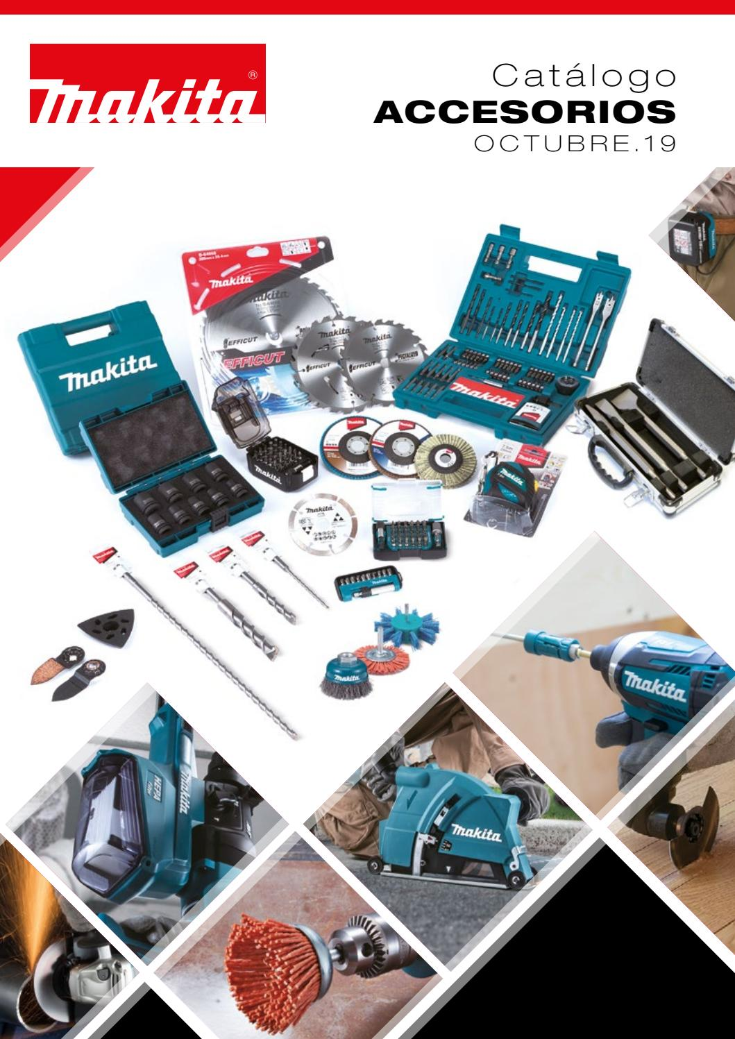 Makita B-21733 Set de lijas de velcro triangular