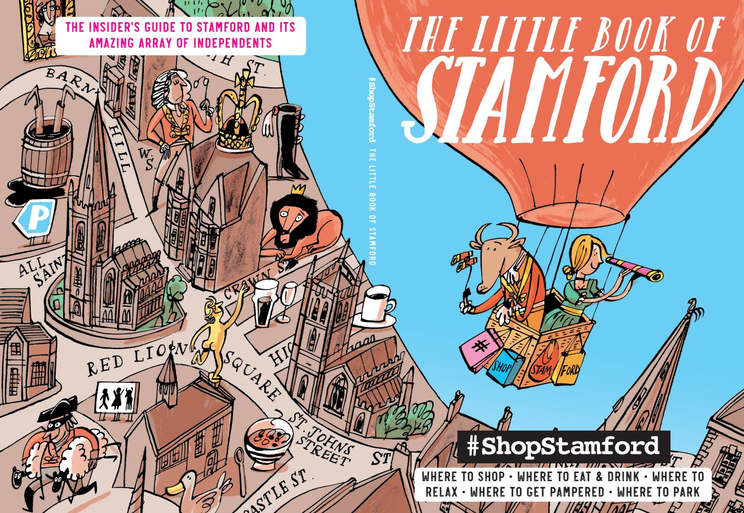 The Little Book Of Stamford By Best Local Living Issuu