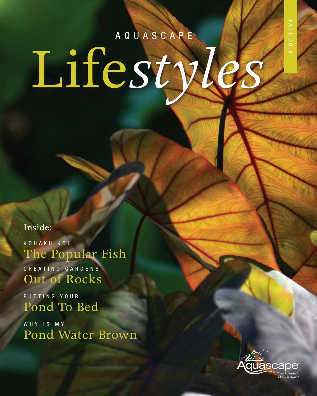 Aquascape Lifestyles Magazine Fall 2019 By Aquascape Inc Issuu