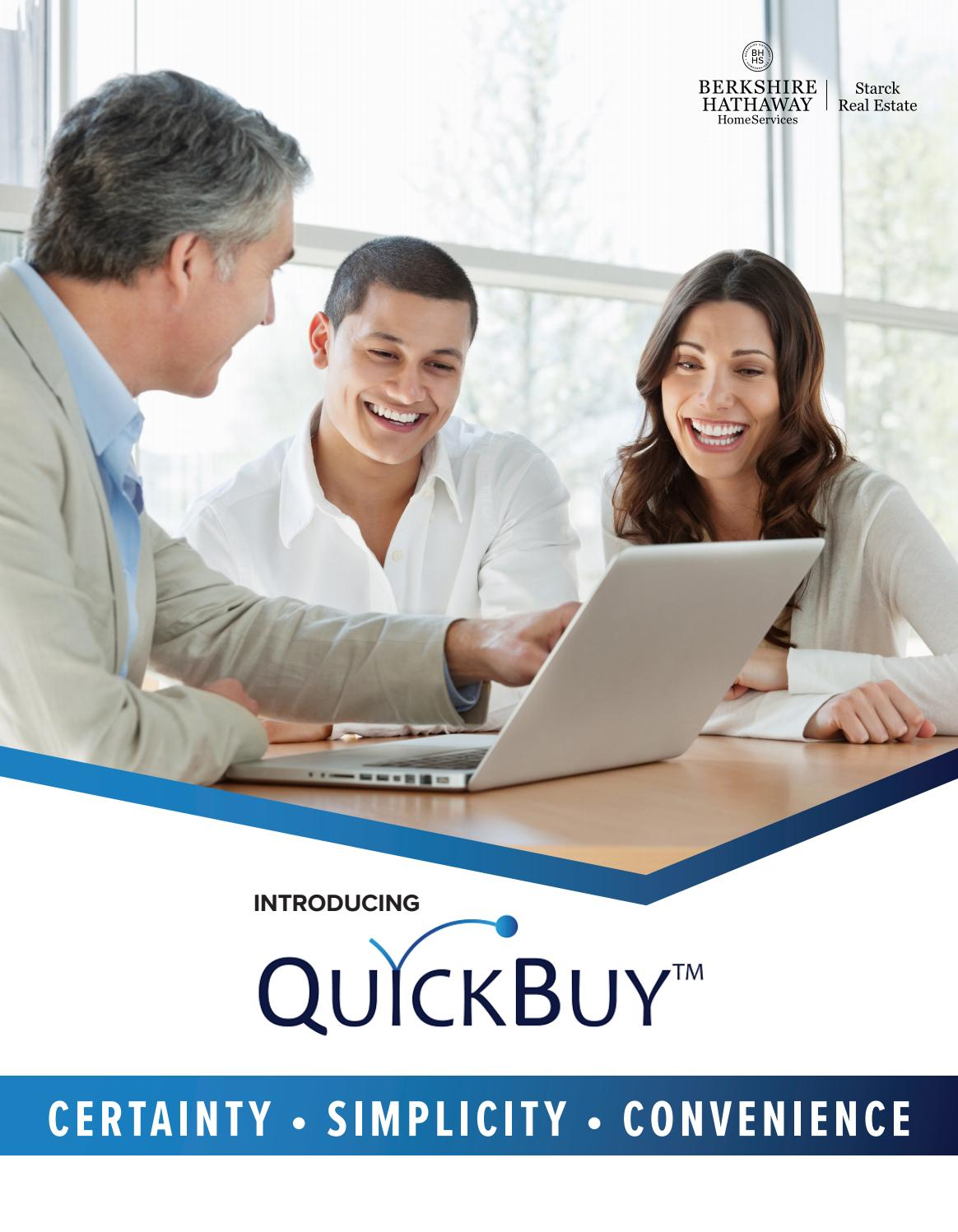 Bhhs Starck Real Estate S New Ibuy Program Powered By Movingstation By Starckre2 Issuu