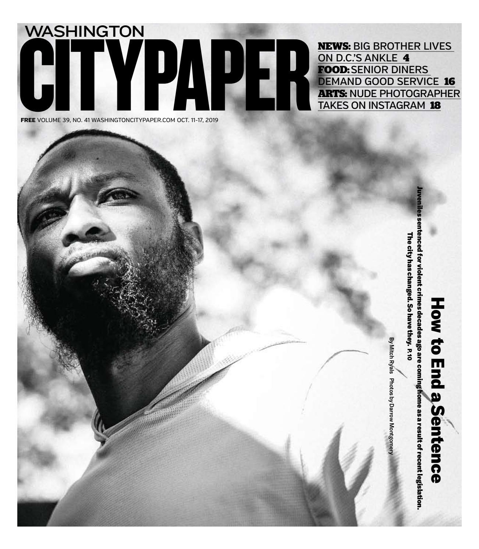 Washington City Paper October 11 2019 By Washington City Paper