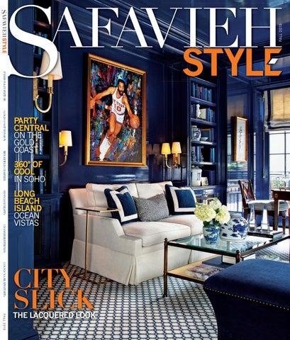 Style Magazine Safavieh