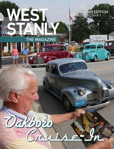 Oakboro Auto Group >> West Stanly The Magazine Fall 2019 By Stanlynewspress8