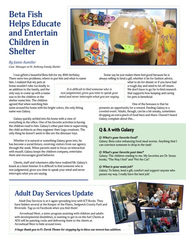 Page 3 of Adult Day Services Update