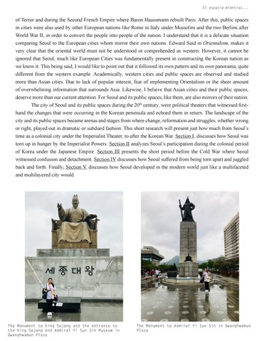 Page 23 of THE STORY AND TRANSFORMATION OF SEOUL AS A POLITICAL THEATER AND OF ITS PUBLIC SPACES DURING THE 20TH CENTURY: THE MIRRORS OF KOREA, PART 1