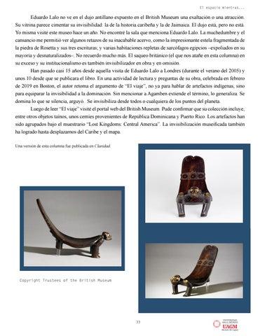 Page 33 of EL DUJO INVISIBLE