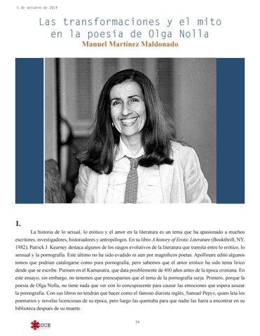 Page 34 of LAS TRANSFORMACIONES Y EL MITO EN LA POESÍA DE OLGA NOLLA