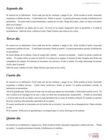 Page 43 of  ¿QUÉ VOY HACER  CON TANTOS AÑOS EN EL CUERPO?
