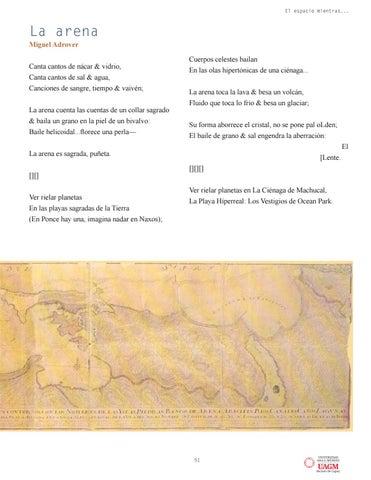 Page 51 of Poemas de Miguel Adrover