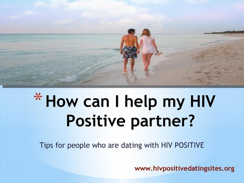 Looking for hiv positive partner