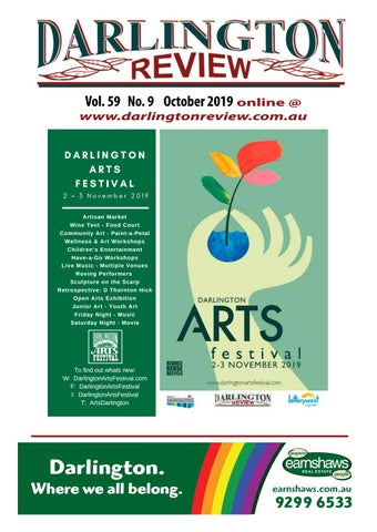Darlington Review October 2019 By Issuu