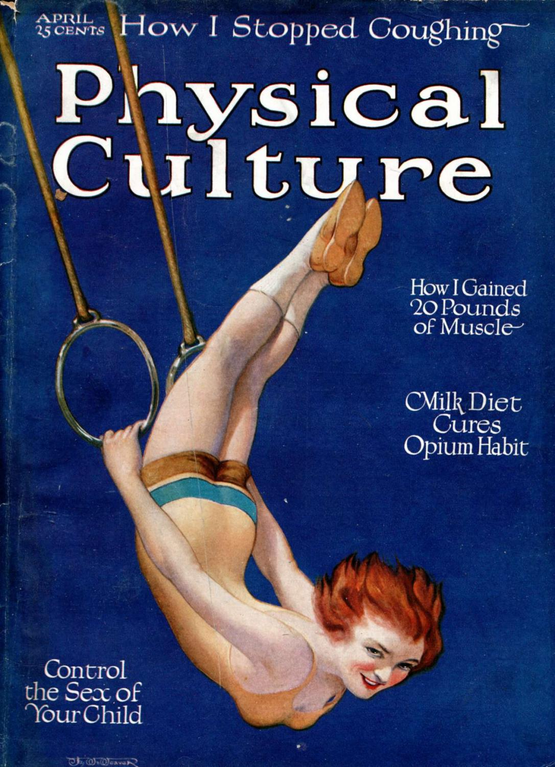 Physical Culture April 1922 Vintage By ㅤㅤㅤㅤ Issuu