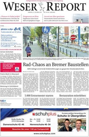 Weser Report Huchting Stuhr Brinkum vom 13.10.2019 by KPS