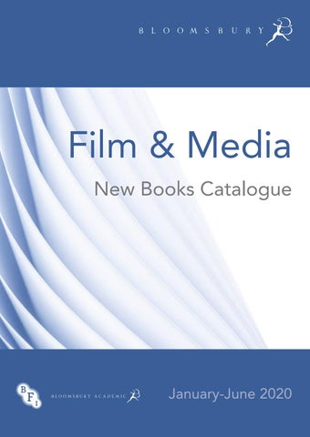 Csula Final Exam Schedule Fall 2020.Film Media New Books Jan June 2020 By Bloomsbury