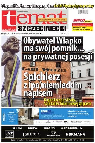 Temat Szczecinecki 947 By Temat Szczecinecki Issuu