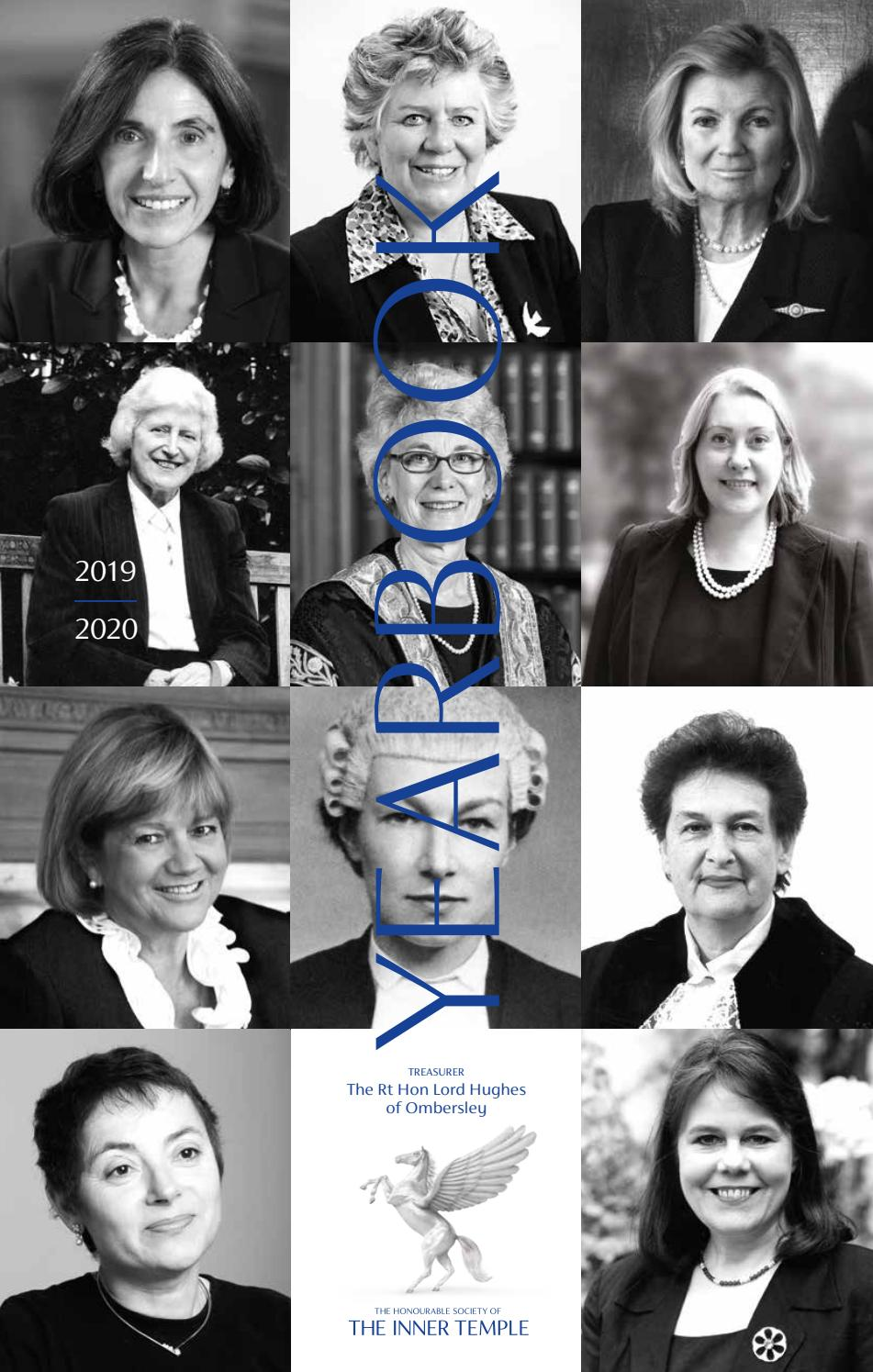 The Inner Temple Yearbook 2019 By The Inner Temple Issuu