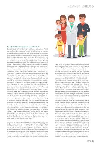 Page 21 of Capaciteit, nieuwe verdienmodellen en taakherschikking...