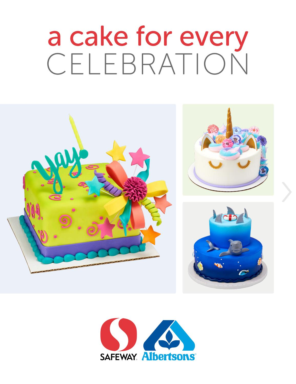Fabulous Albertsons Seattle Lookbook By Decopac Issuu Funny Birthday Cards Online Overcheapnameinfo