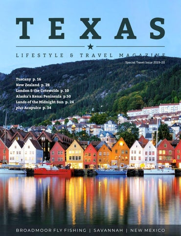 Page 1 of Global Travel From Texas
