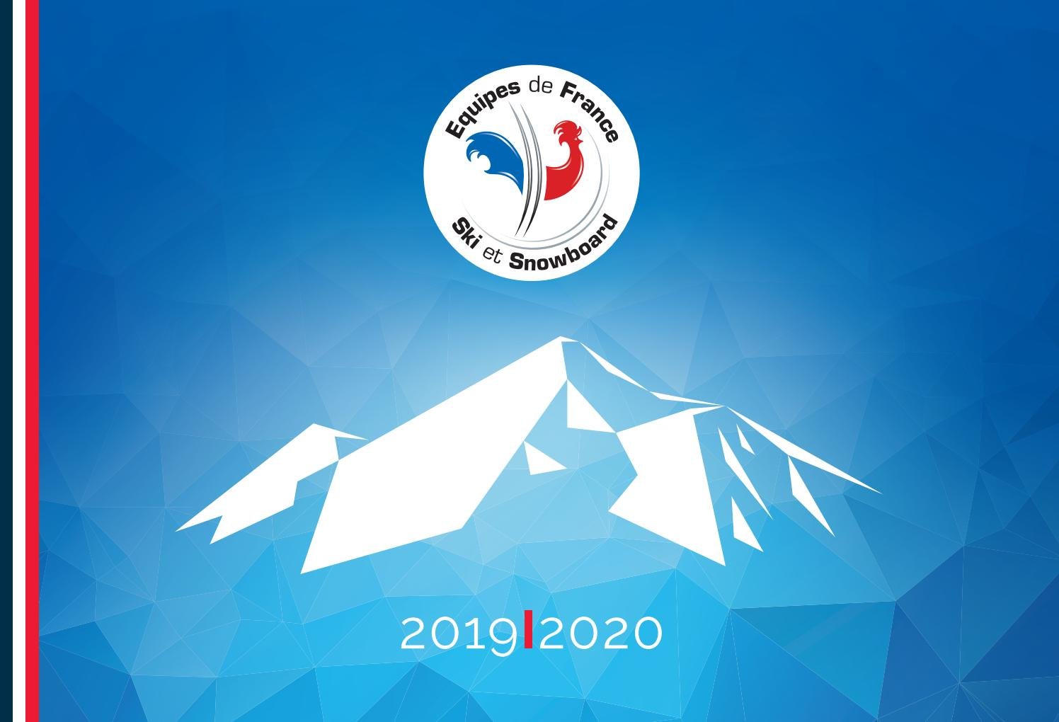 De 2019 By Plaquette Equipes 2020 France Fédération Des rQCBxeWod