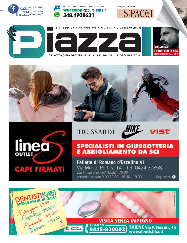 la Piazza di Bassano 606 by la Piazza srl issuu