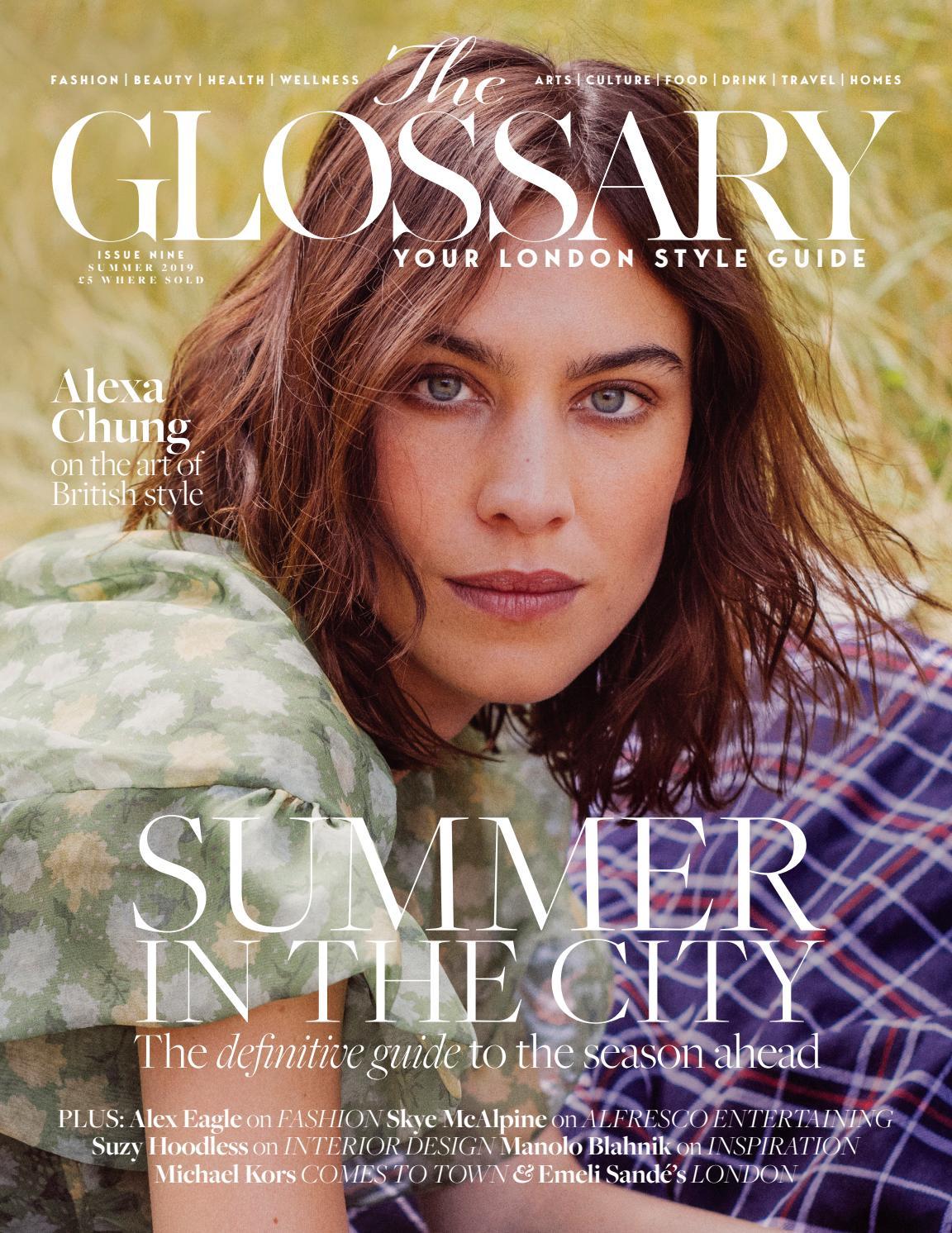 The Glossary Summer 2019 By Neighbourhood Media Issuu